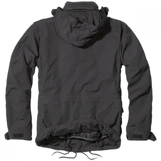 Brandit M-65 Giant Jacket Black