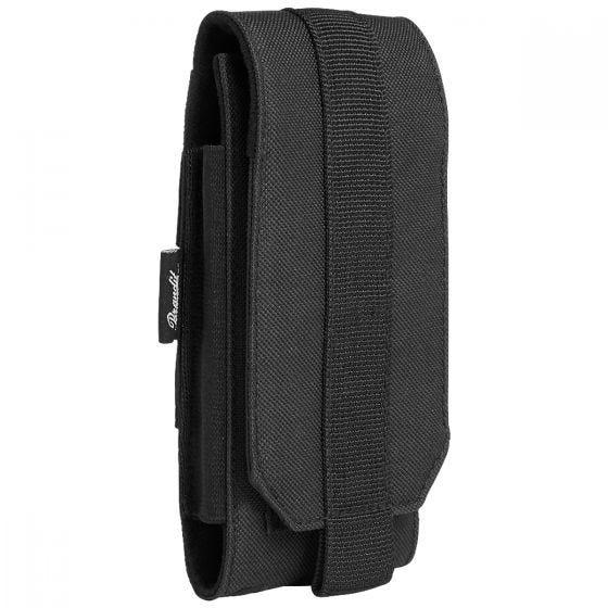Brandit MOLLE Phone Pouch Large Black