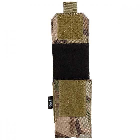 Brandit MOLLE Phone Pouch Medium Tactical Camo