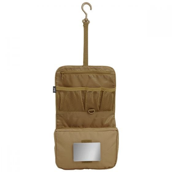 Brandit Toiletry Bag Large Camel