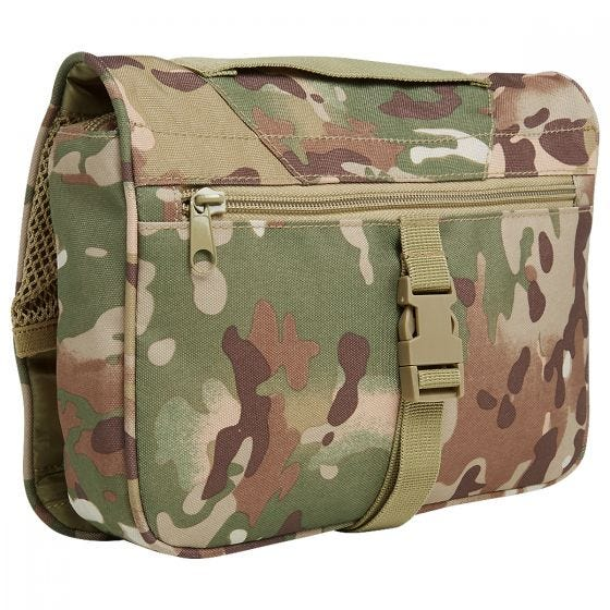 Brandit Toiletry Bag Large Tactical Camo