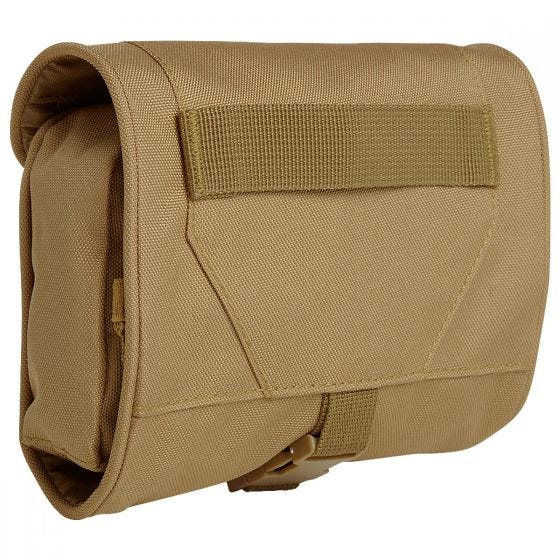 Brandit Toiletry Bag Medium Camel