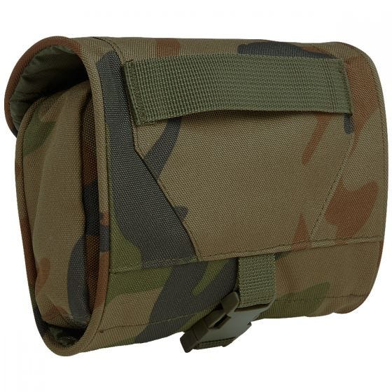 Brandit Toiletry Bag Medium Woodland