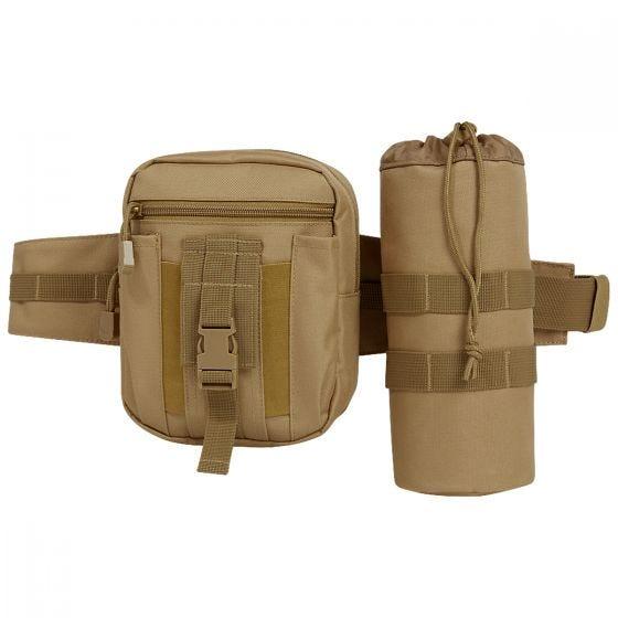 Brandit Waist Belt Bag Allround Camel