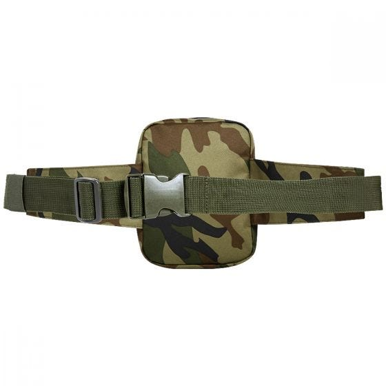 Brandit Waist Belt Bag Allround Woodland