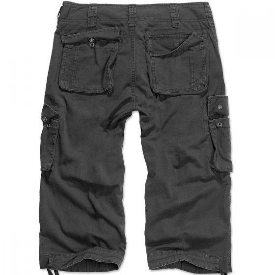 Brandit Urban Legend 3/4 Shorts Black