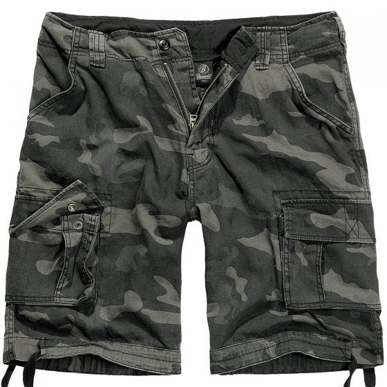 Brandit Urban Legend Shorts Dark Camo