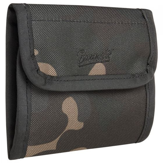 Brandit Wallet Five Dark Camo