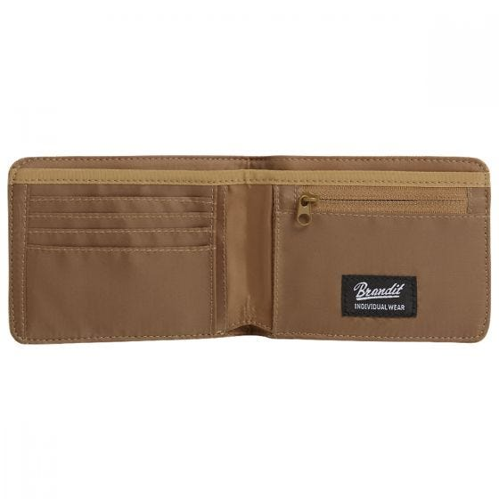 Brandit Wallet Four Camel