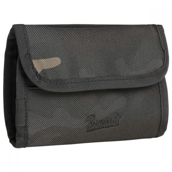 Brandit Wallet Two Dark Camo