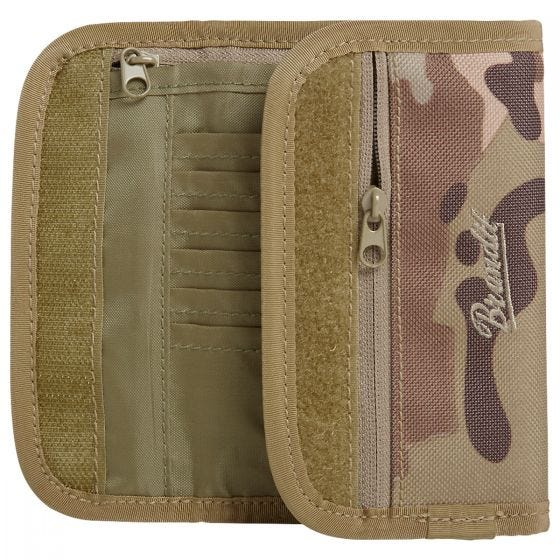 Brandit Wallet Two Tactical Camo