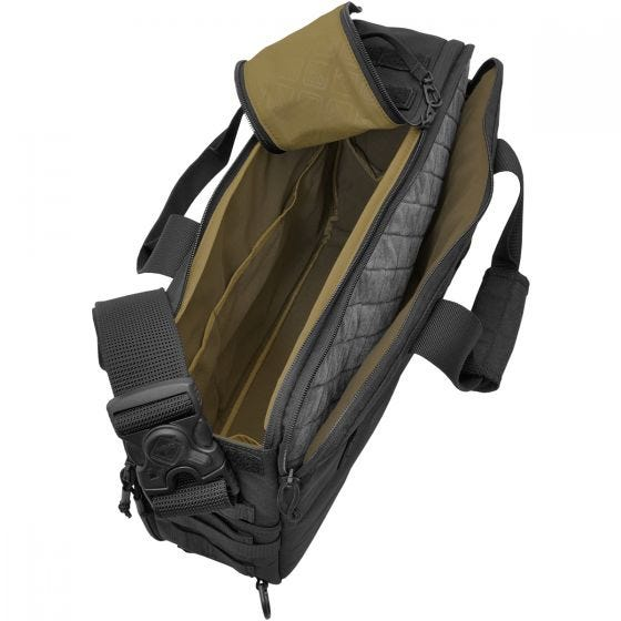 Hazard 4 Ditch V20 Messenger Bag Black