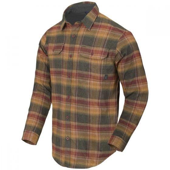 Helikon GreyMan Shirt Amber Plaid