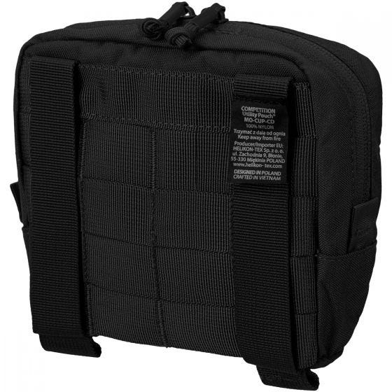 Helikon Competition Utility Pouch Black