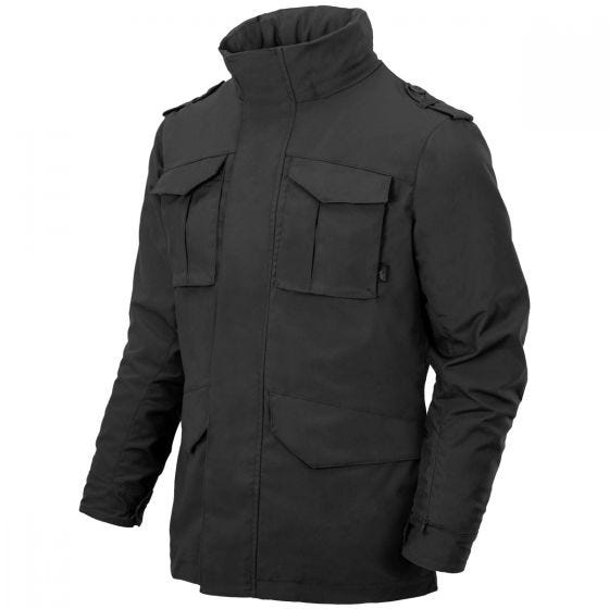Helikon Covert M-65 Jacket Black