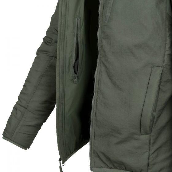 Helikon Wolfhound Hoodie Jacket Alpha Green