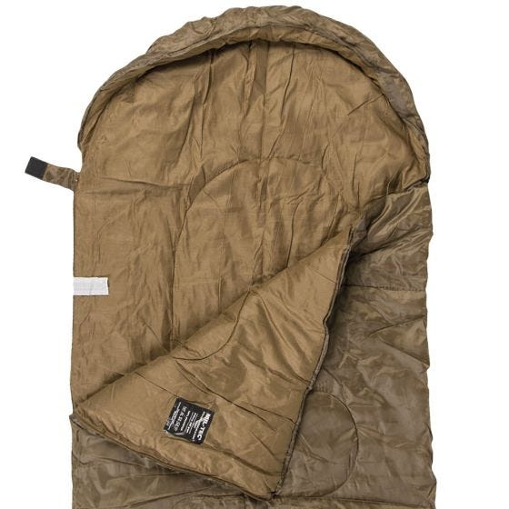 Mil-Tec Comforter Sleeping Bag Dark Coyote