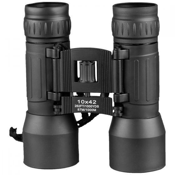Mil-Tec Foldable Binocular 10x42 Black