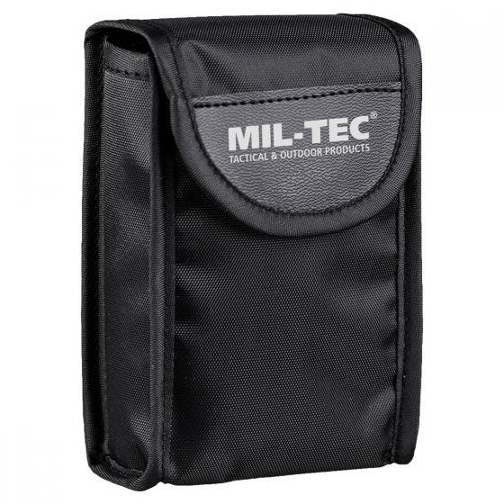 Mil-Tec Foldable Binocular Gen II 10x25 Black
