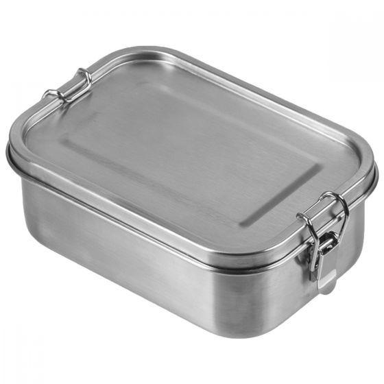Mil-Tec Stainless Steel Lunchbox Plus 16cm