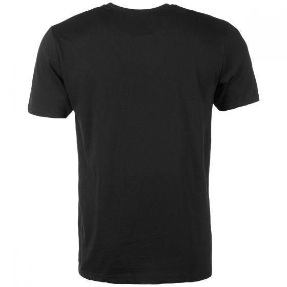 Mil-Tec T-Shirt Maverick Black