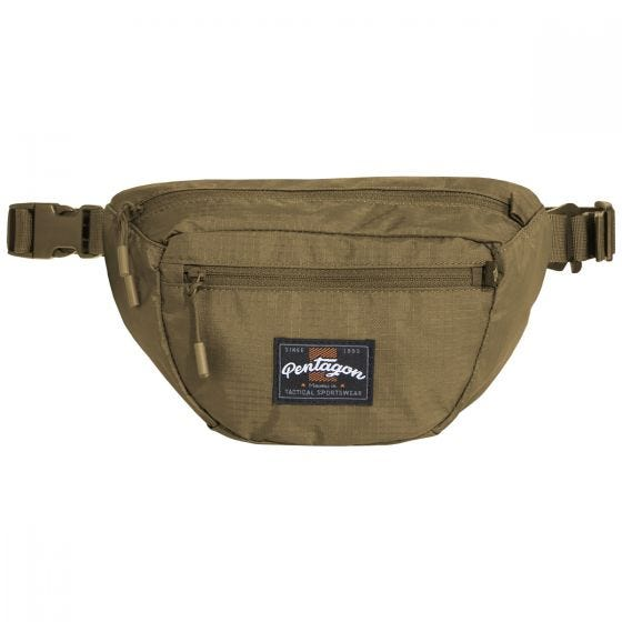Pentagon Minor Travel Pouch Coyote