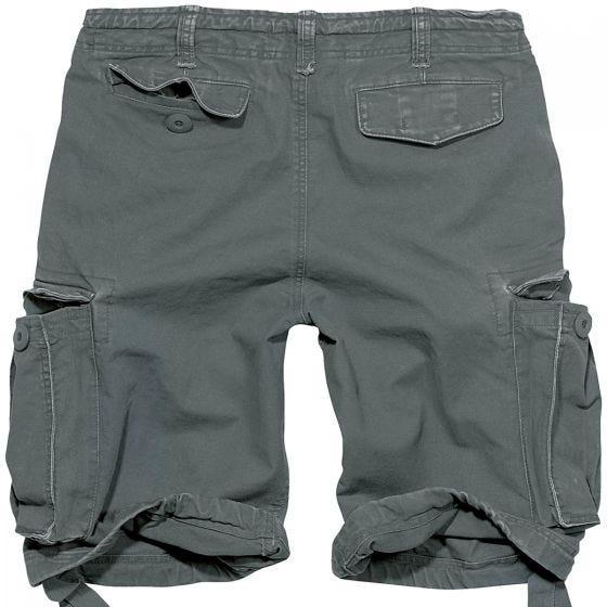 Brandit Vintage Classic Shorts Anthrazit