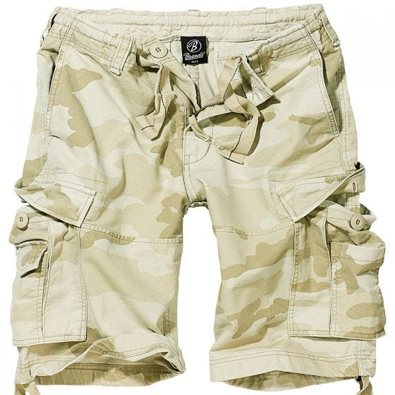 Brandit Vintage Classic Shorts Sandstorm
