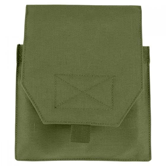 Condor Side Plate Pouch 2 pieces per Pack Olive Drab