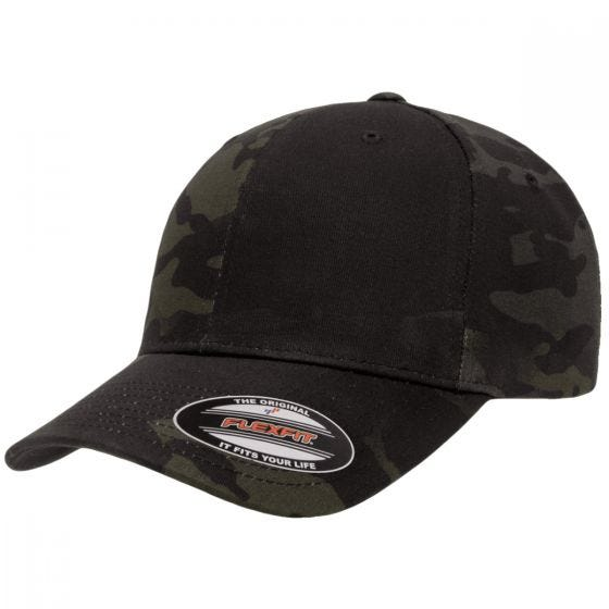 Flexfit Cap MultiCam Black