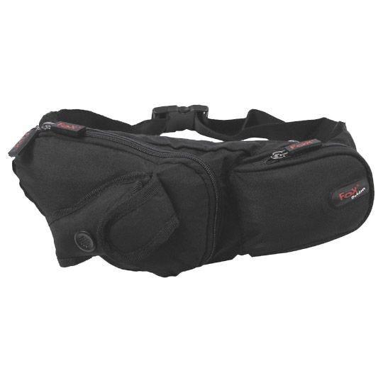 Fox Outdoor Waist Bag Black