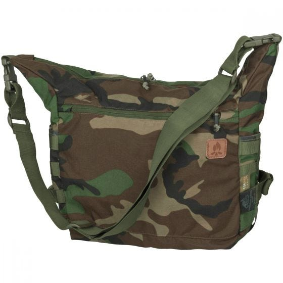 Helikon Bushcraft Satchel US Woodland