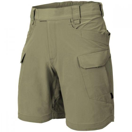 """Helikon Outdoor Tactical Shorts 8.5"""" VersaStretch Lite Beige"""