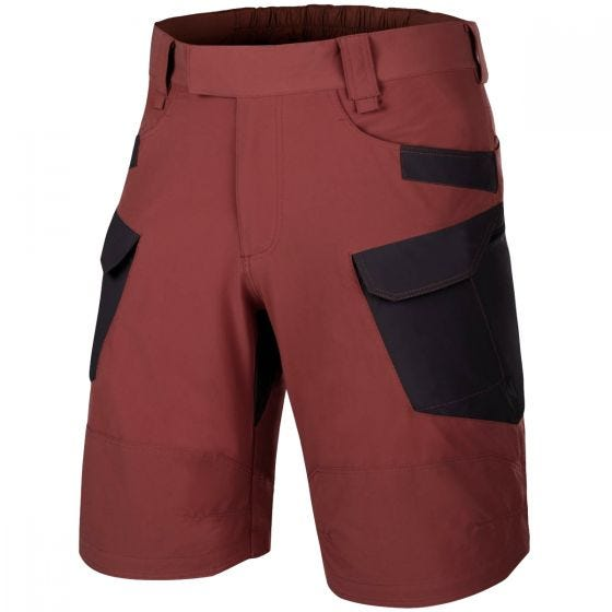 "Helikon Outdoor Tactical Shorts 11"" VersaStretch Lite Crimson Sky / Black"