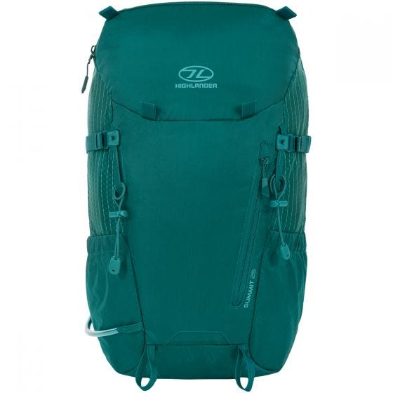 Highlander Summit 25L Backpack Leaf Green