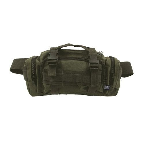 MFH Waist and Shoulder Bag Olive