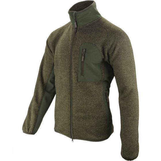 Jack Pyke Weardale Knitted Jacket Green