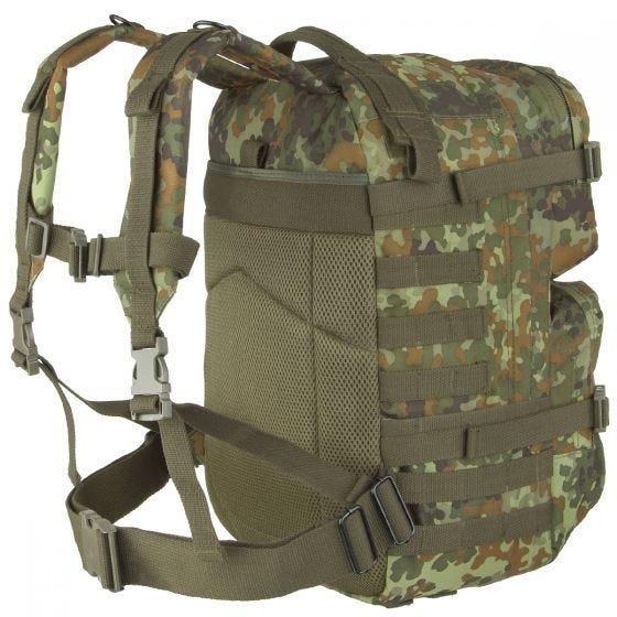 MFH Backpack Assault II Flecktarn