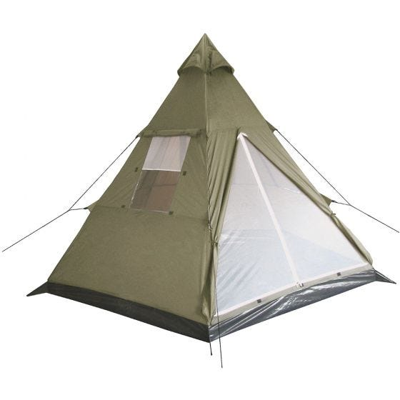 """MFH Indian Tent """"Tipi"""" Olive"""