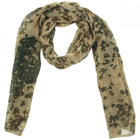 MFH Net Scarf Tropical