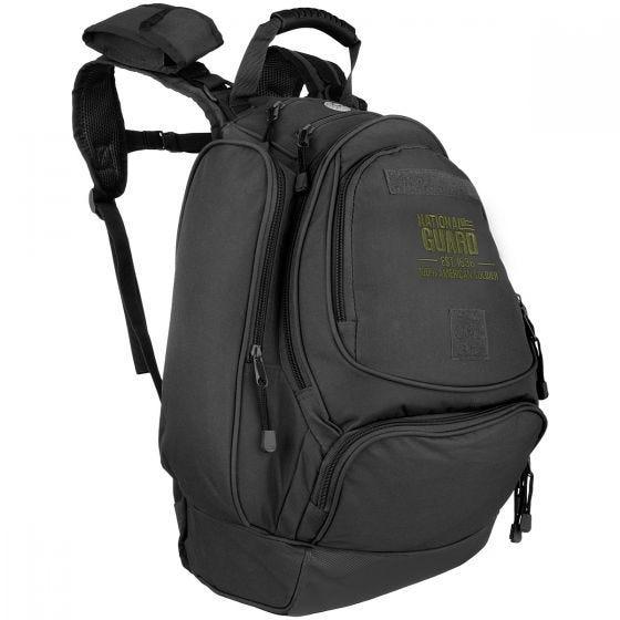MFH US National Guard Backpack Black