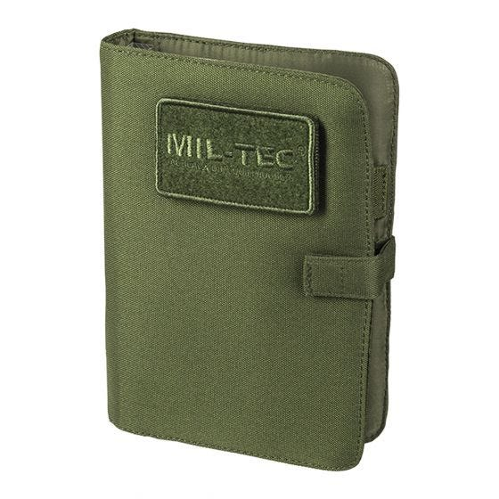 Mil-Tec Tactical Notebook Small Olive