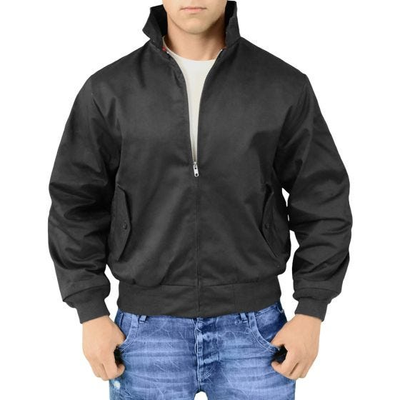 Surplus King George 59 Jacket Black