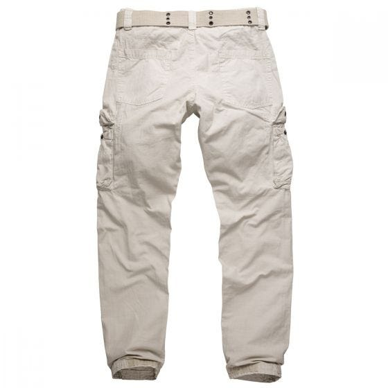 Surplus Royal Traveler Slimmy Trousers Royal White