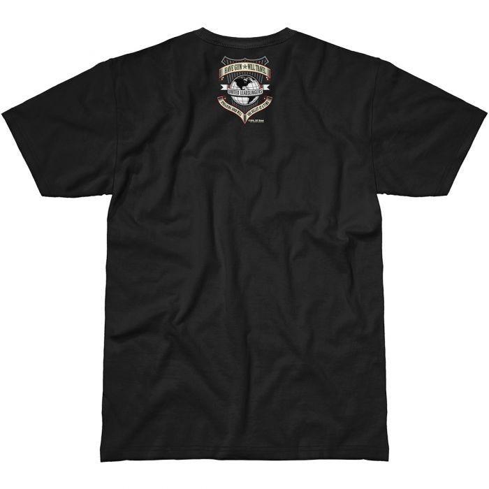7.62 Design Have Gun Will Travel T-Shirt Black