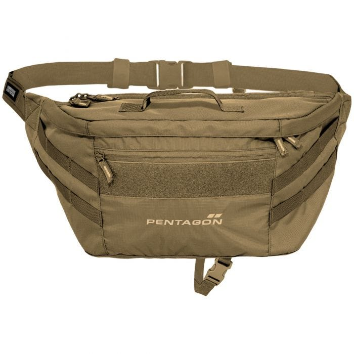 Pentagon Telamon Bag Coyote
