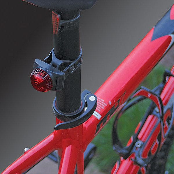 Adventure Lights Guardian LED Bike Light Red