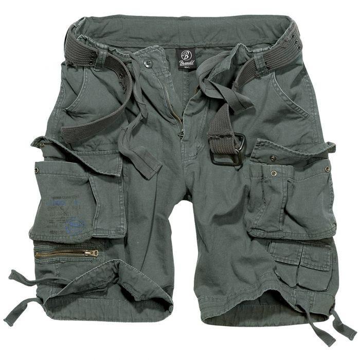 Brandit Savage Vintage Shorts Anthrazit