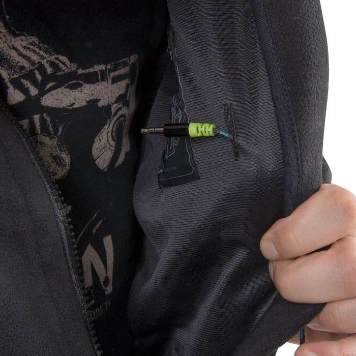 Helikon Classic Army Fleece with Membrane Black