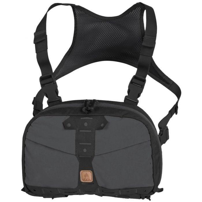 Helikon Chest Pack Numbat Shadow Grey / Black